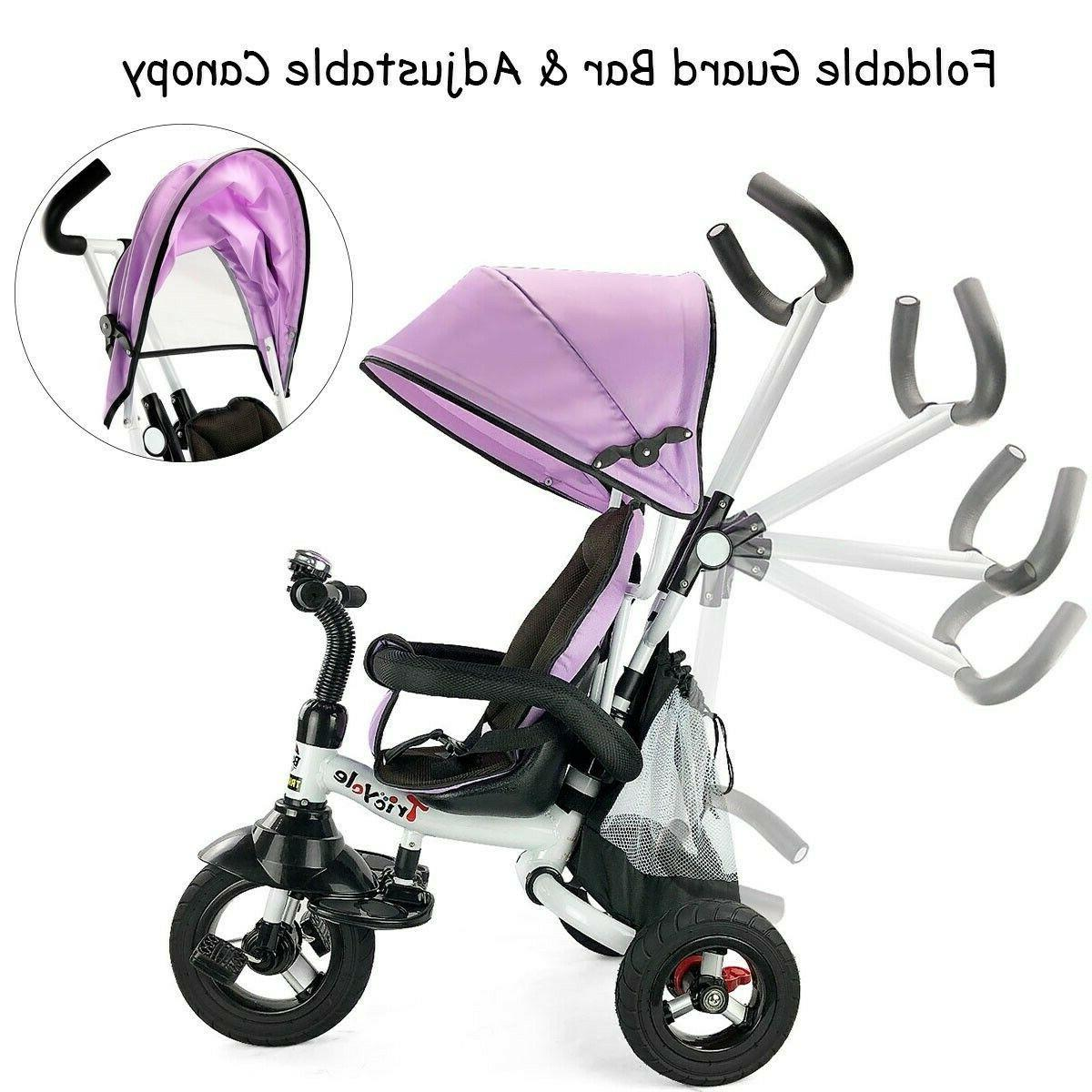Tricycle Old To Kids Bike Learning