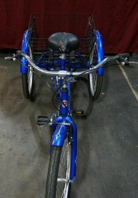 26' MERIDIAN TRI-CYCLE UP ONLY