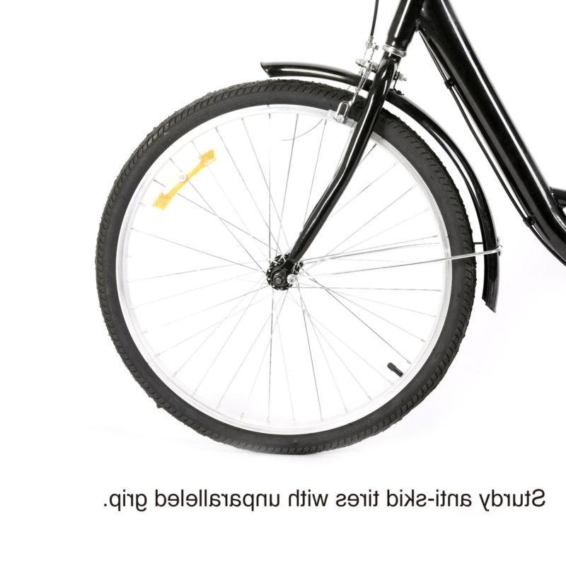 "Adult Tricycle Bike 24""/20"" Liner& Comb Lock"