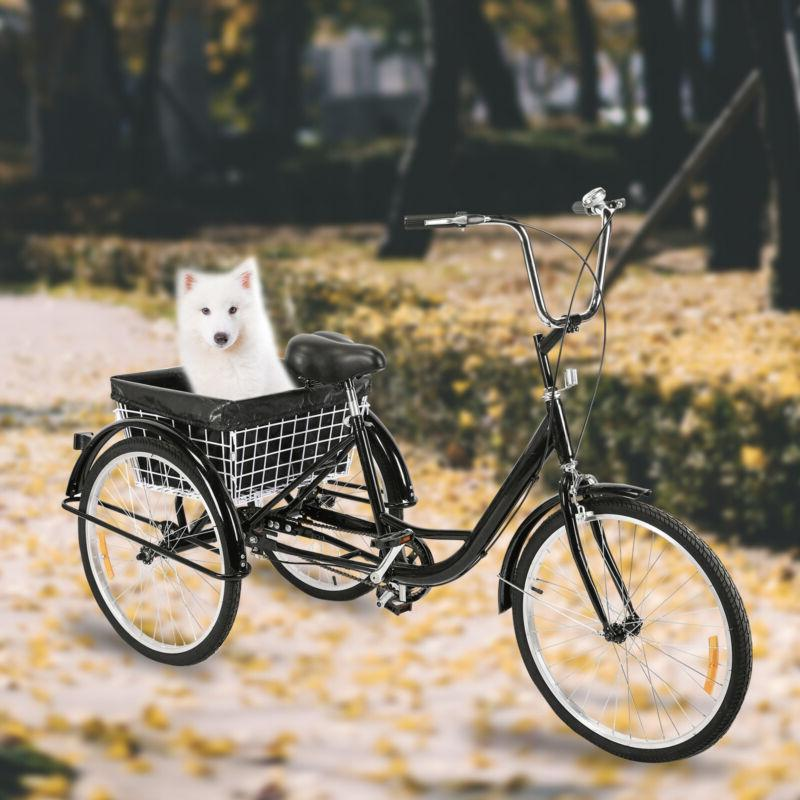 Adult Bike Cruiser Liner& Lock