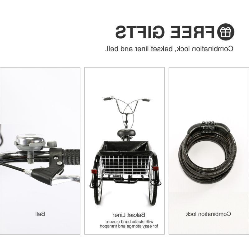 """24""""/20"""" Tricycle Trike"""