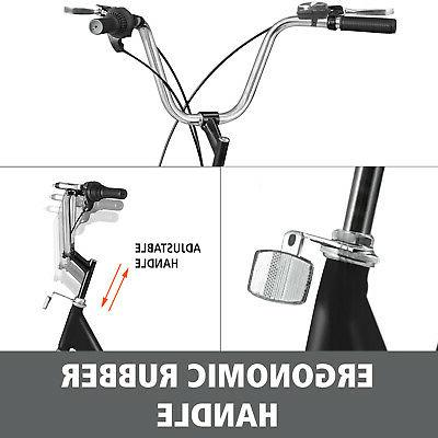 24 Tricycle 1 Speed Cycling Lock