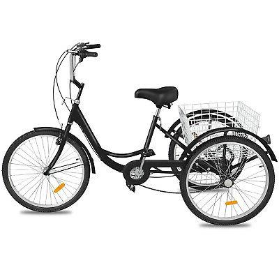 Adult 3 Wheel Tricycle Bicycle