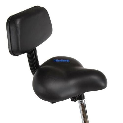 "24"" Adult 6 Bicycle Backrest Cruiser Black"