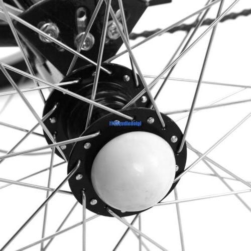 3-Wheel 7-Speed + Head Light
