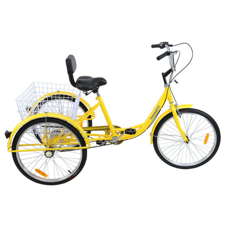 Unisex Trike Tricycle
