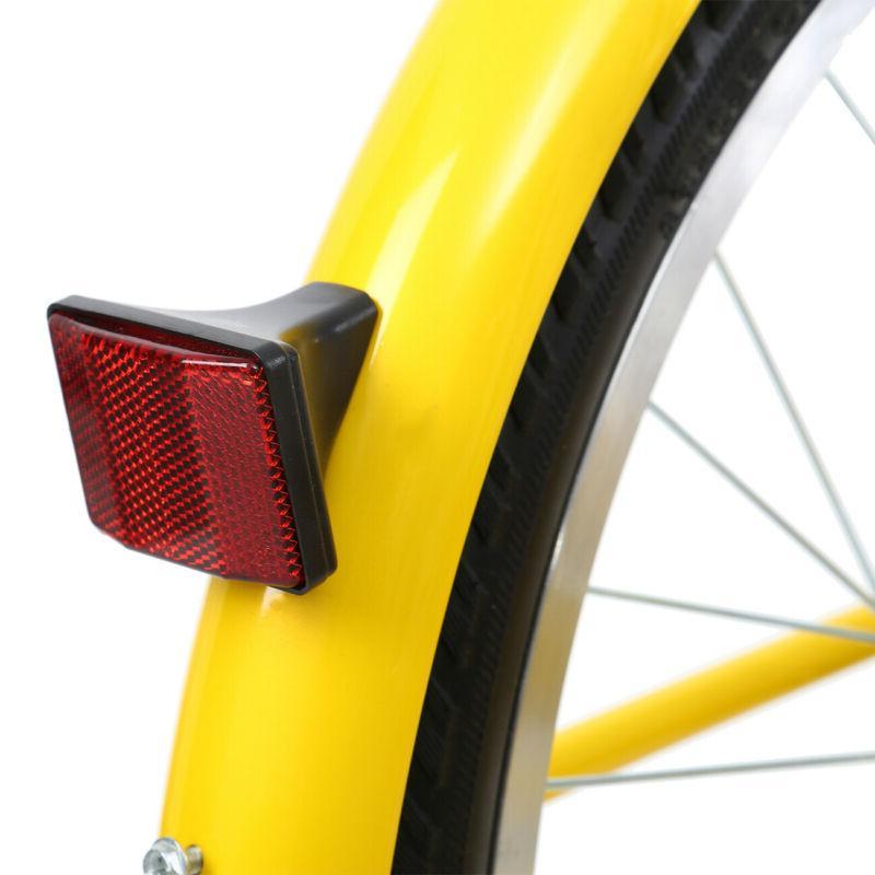 "Unisex Adult 24"" 3-Wheel Trike Tricycle Cruise W/"