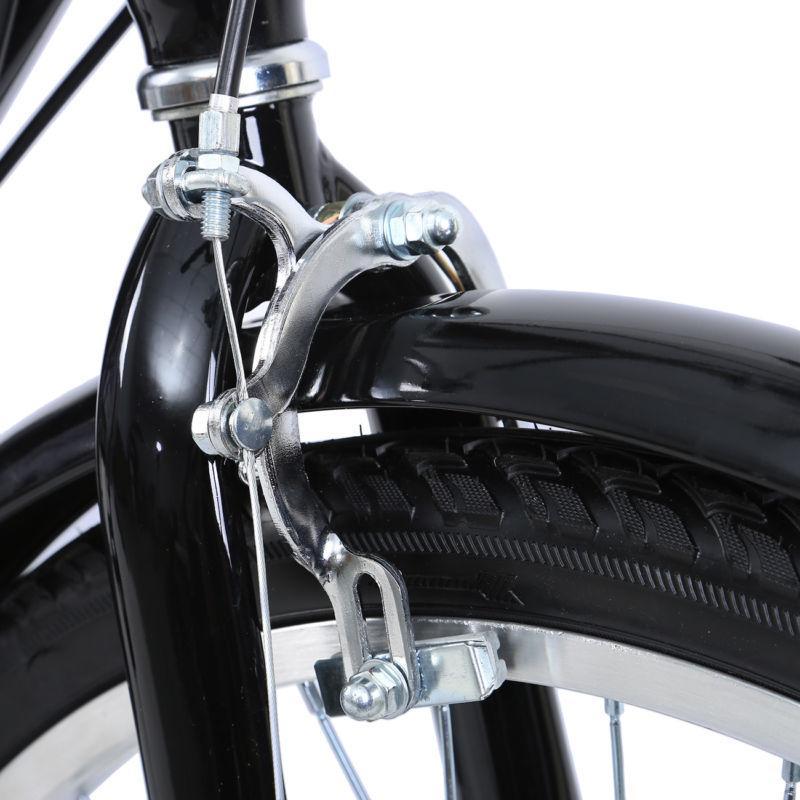 Ridgeyard 3-Wheel Shimano Bicycle BLK