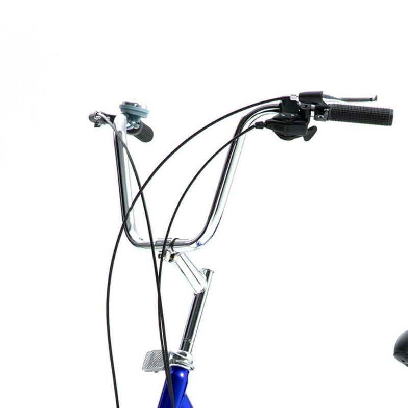 24 Inch Trike Speed Bike Blue