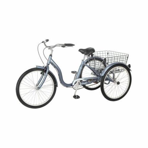 Schwinn Tricycle, Grey