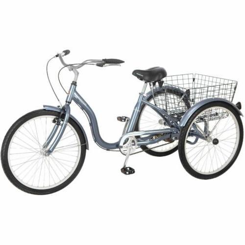 """Schwinn 24"""" Meridian Tricycle,"""