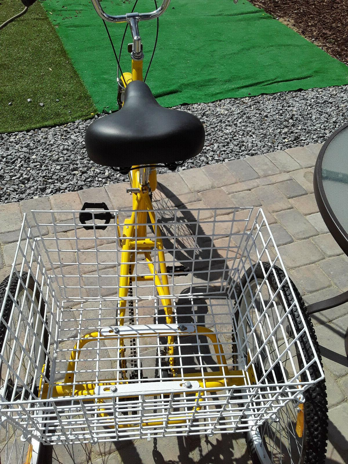 VEVOR Tricycle Bicycle - Mint