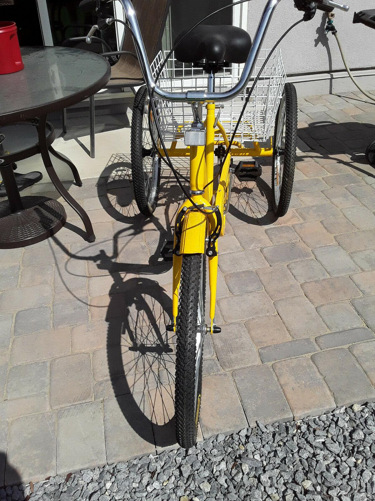 """VEVOR 24"""" Tricycle -"""