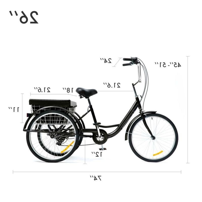 "26""/24""/20"" Tricycle Elegant Bike Liner"