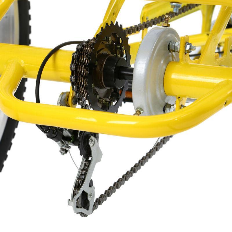 Ridgeyard 7-Speed Bike