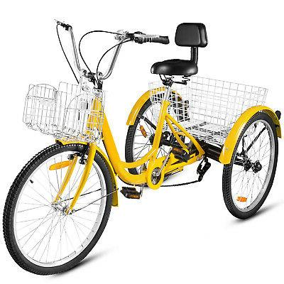 "26"" Adult Tricycle Shinmo Trike"