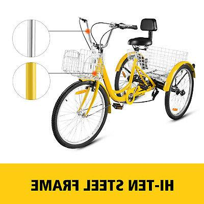 "26"" Tricycle Shinmo Trike US"