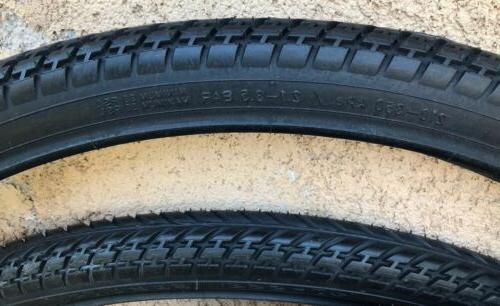 26X1.75 ADULT TRICYCLE TIRES With Tubes Meridian