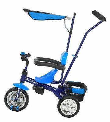 Vilano 1 Tricycle Learn Ride Trike Stroller