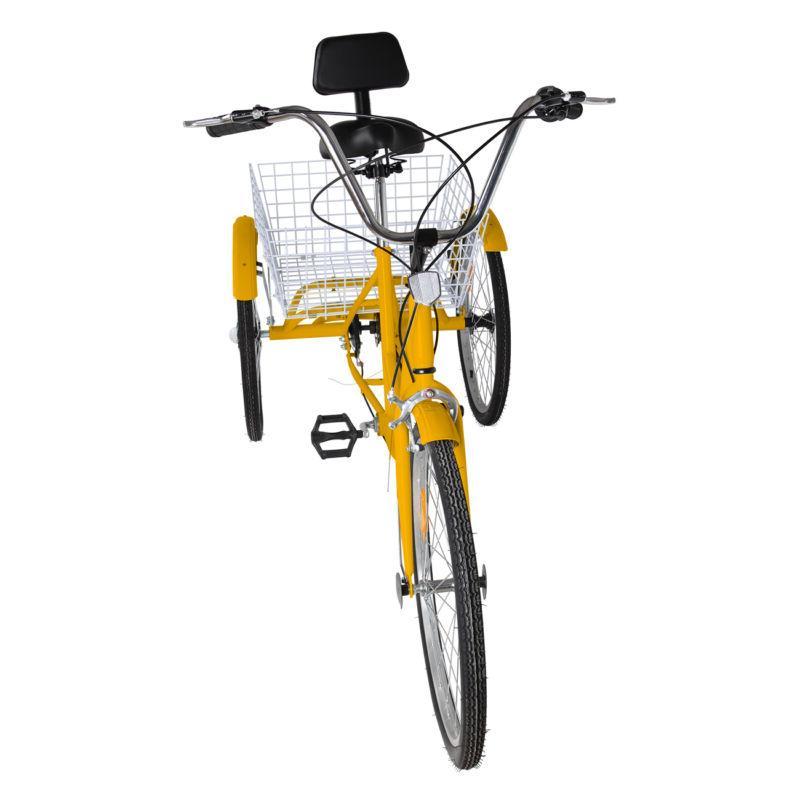 Wheel Bicycle Trike