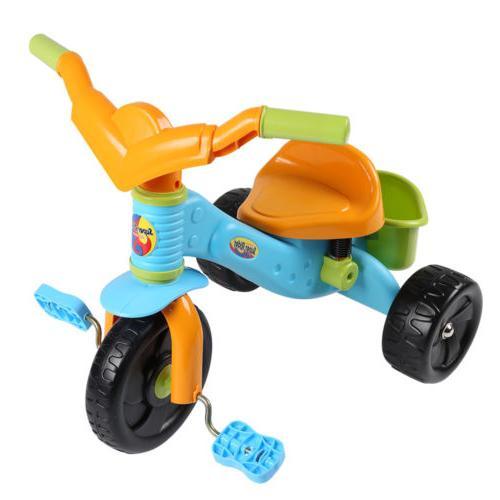 3-Wheel Ride On Bike Toddler Trike Toy Years