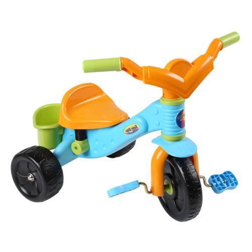 3-Wheel Ride On Bike Toddler Kids Trike Years