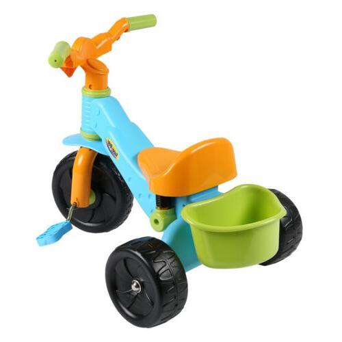 3-Wheel Ride On Bike Toddler Kids Trike Years Old