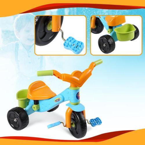 3-Wheel Ride Bike Trike Toy 3-6 Years