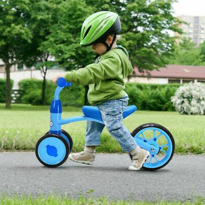 3 wheels kids balance bike tricycle toy