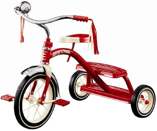 Radio Classic Tricycle