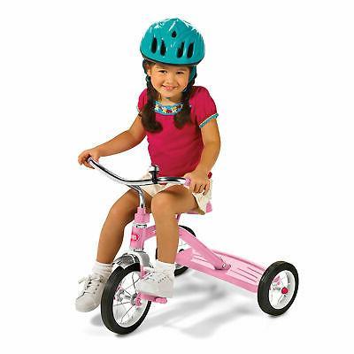 Radio 34GX Kids Classic Framed Tricycle with Handlebar