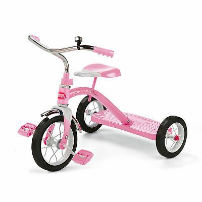 34gx kids classic steel framed tricycle