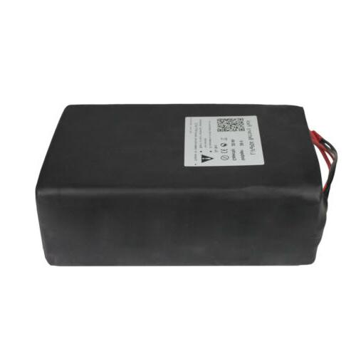 36v Ebike Battery LiFePO4 for 500W Motor Golf Cart Scooter Tricycle