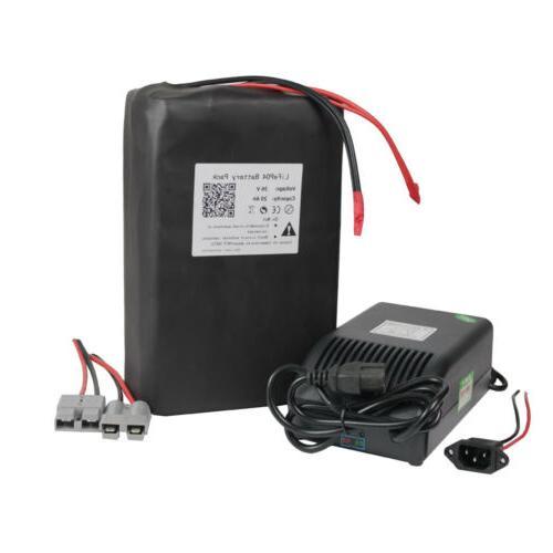 36v 20ah ebike battery lifepo4 lithium