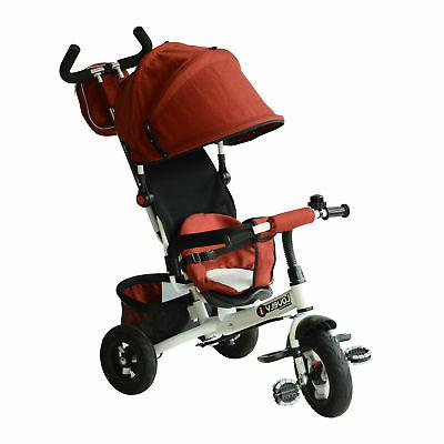 4 in 1 baby tricycle and stroller