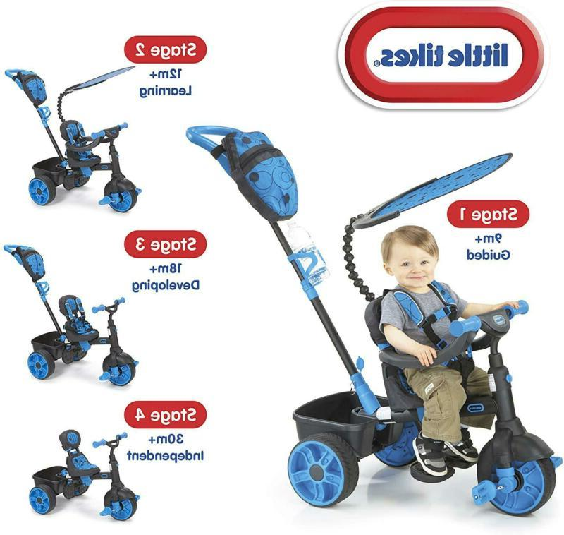 Little Tikes 4-In-1 On, Blue, Edition