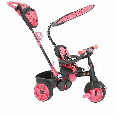 Little Tikes 4-in-1 On, Pink, Edition