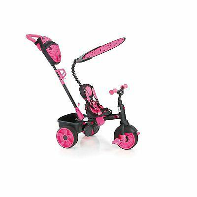 Little Tikes 4-in-1 Ride On, Neon Edition
