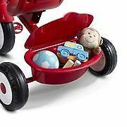 Radio Stroll 'N Tricycle - Red