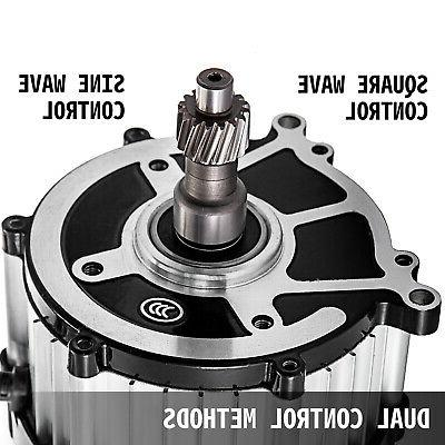 48V-60V 650W DC Differential Speed Motor tricycle