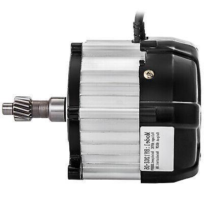 48V-60V DC Brushless Differential Motor Electric