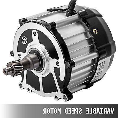 48V-60V Differential Motor