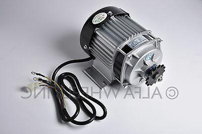 500W Electric Tricycle Brushless Motor DIY GEAR Reduction