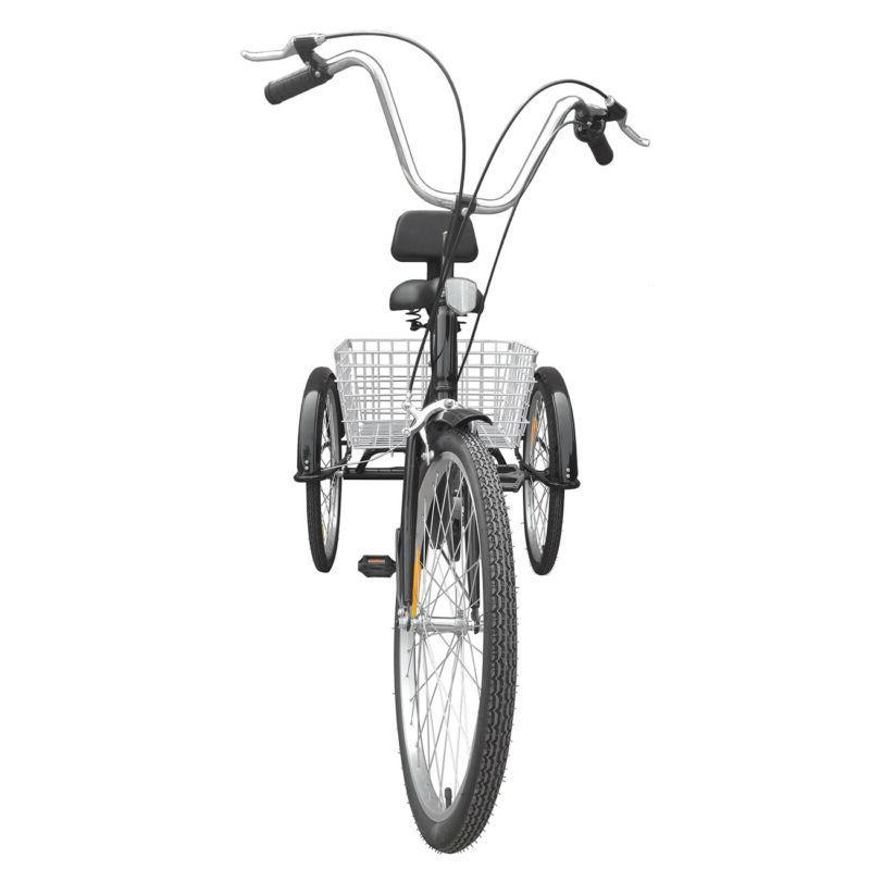 Ridgeyard Tricycle Basket