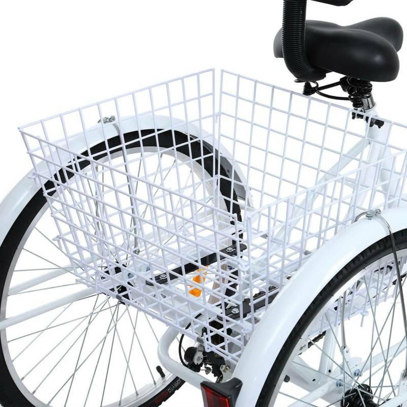 Ridgeyard Tricycle Trike