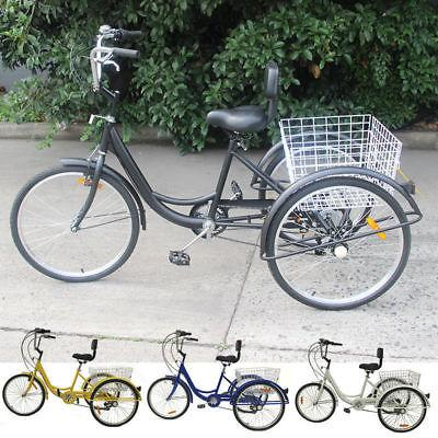 Shimano 3Wheel Trike Bike Bicycle With