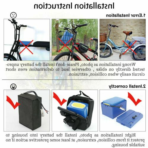 72V 30AH Battery for Scooter Tricycle