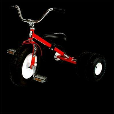 heavy duty dually tricycle