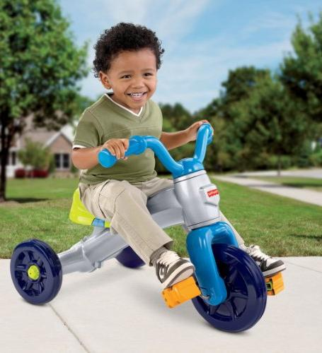 afedf8b12a9 Fisher-Price Grow-with-Me Trike