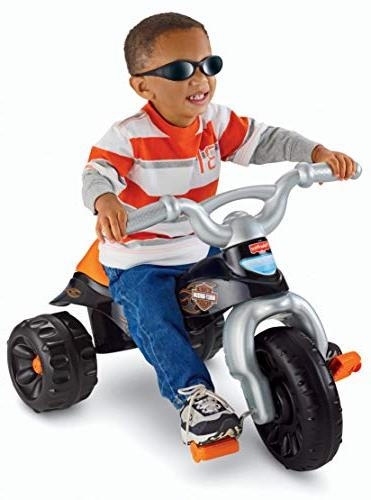 Fisher-Price Harley-Davidson Tough